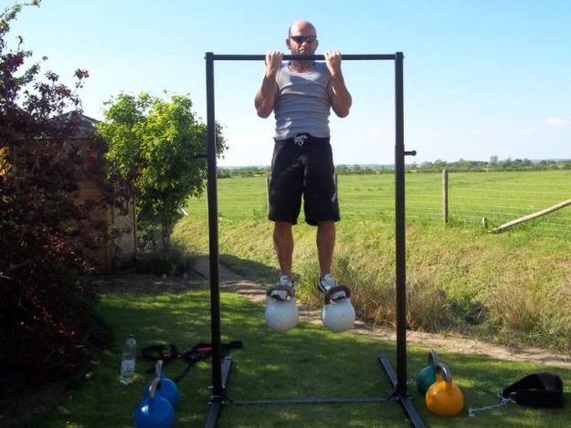 The Tactical Athlete Pull Up System